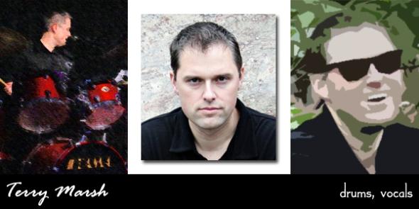 Terry Marsh - Drums, Vocals